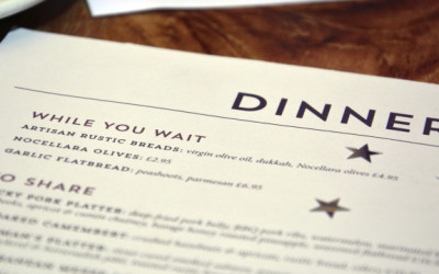 Three Questions to Help You Avoid Menu Creep in Your Small Business